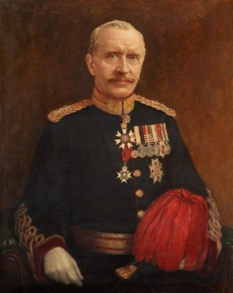 Portrait of Sir Frederick Smith