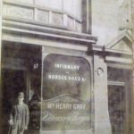 Henry Gray's practice at 117 Earls Court Road