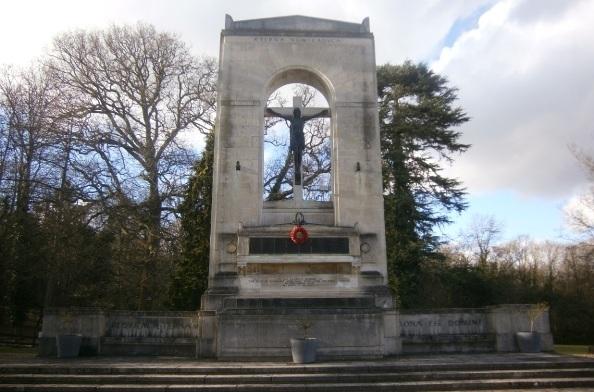 Beaumont House memorial