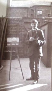 WP Moss 1914