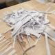 Pile of slips