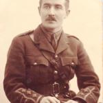 Captain T V Somerville c1918